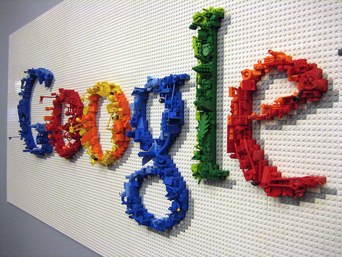 You can now Build Lego with Google Chrome!