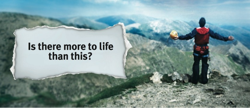 Questions about Life?  Register Now for the Alpha Class @ IFC One, 39th Floor (Hong Kong)