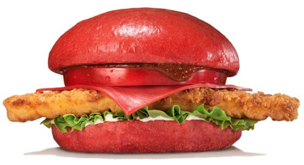 Product Innovation – Japan's Burger King rules