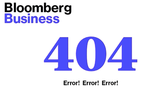 Wow. Bloomberg's Error Pages are Incredible