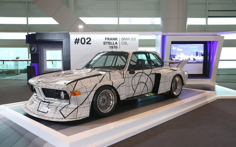 BMW x Art Basel 2016