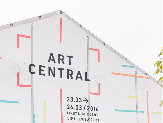 Art Central 2016 Launches on Hong Kong's Central Harbourfront