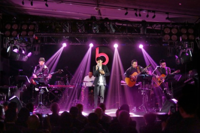 "Beats by Dr. Dre Sound Symposium Beijing: ""Let's Talk Sound"" – FEATURING JJ LIN"