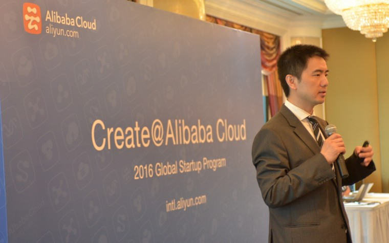 "Alibaba Cloud Launches Global Start-up Program ""Create@Alibaba Cloud"""
