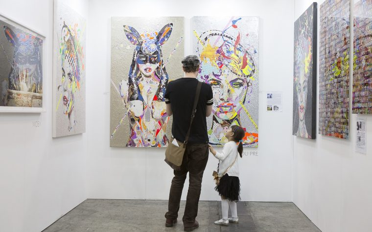 Affordable Art Fair 2016 is here!