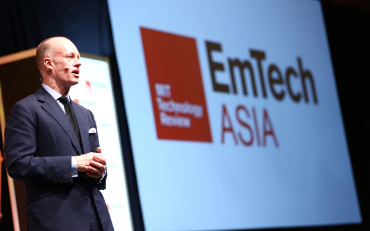 MIT Technology Review's Conference on Emerging Technology, EmTech, Inaugurates in Hong Kong, June 2016