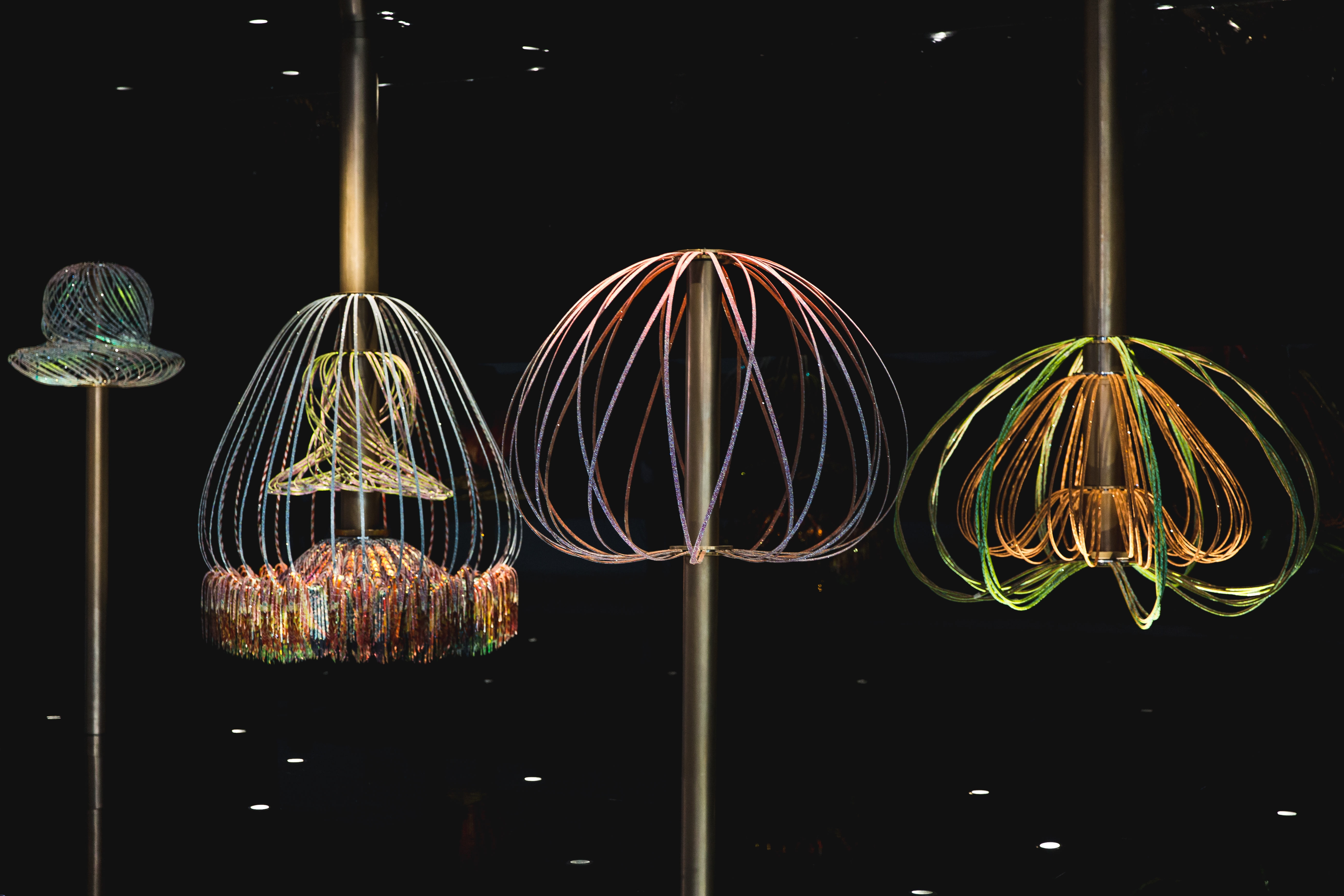 Sundew by Elaine Yan Ling Ng for Swarovski at Art Central 2016 - Image Credit Stanley Cheng c 2016 (1)