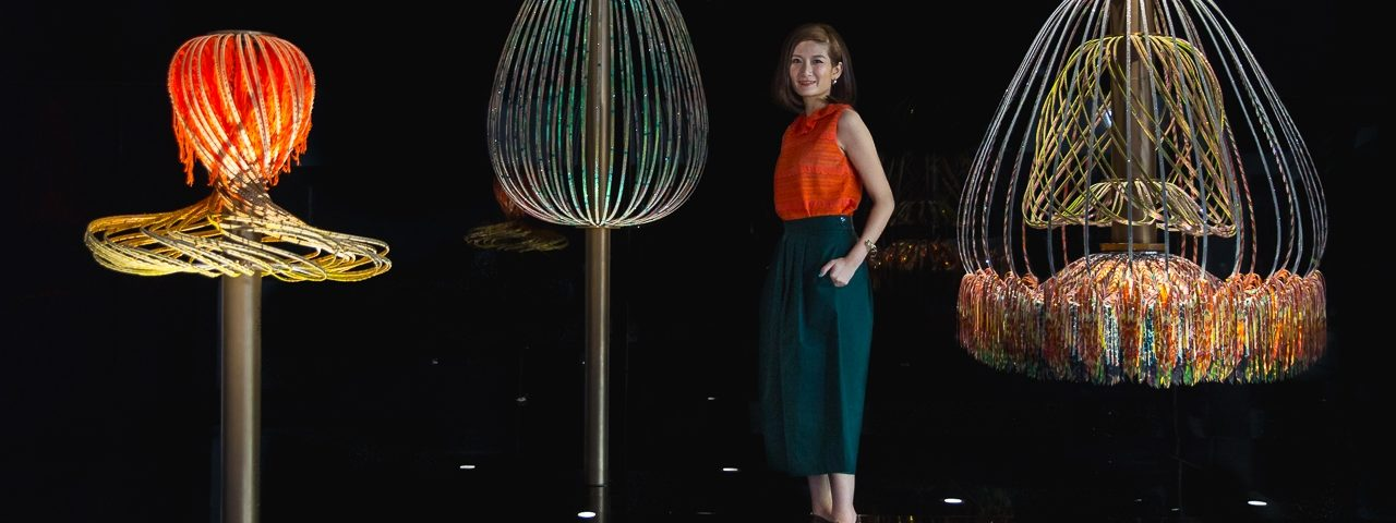 Swarovski to Bring Sundew Installation by Elaine Yan Ling Ng to Art Central 2016
