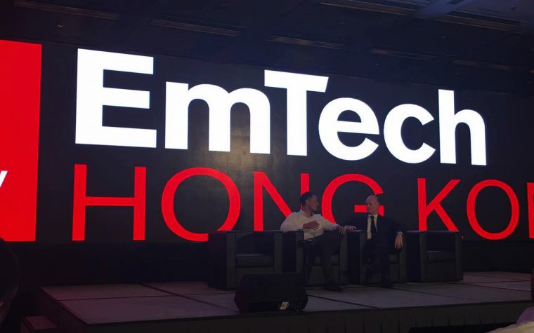 MIT Technology Review's Flagship Event Inaugurates in Hong Kong