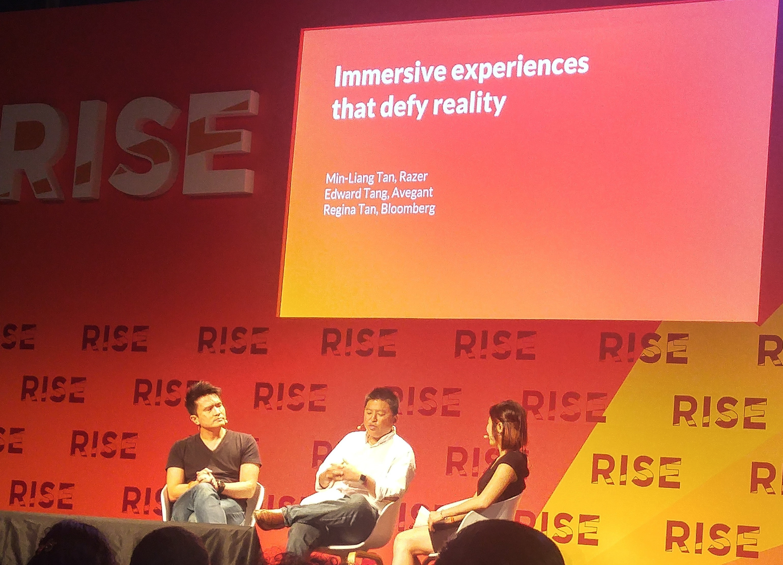 Immersive Experiences that defy Reality