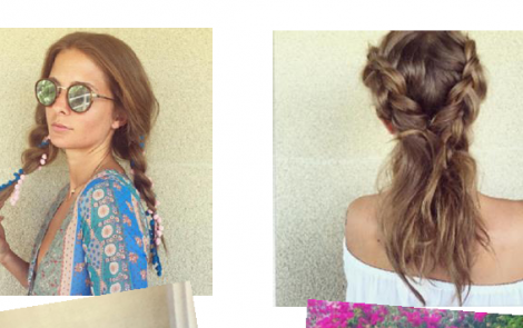 Get the Look with ghd x CHIC PRIVATE i SALON: Rock Your Festival Hair Styles