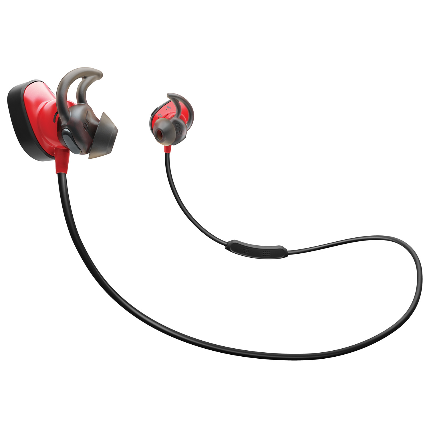 SoundSport Pulse wireless headphones - Power Red 1