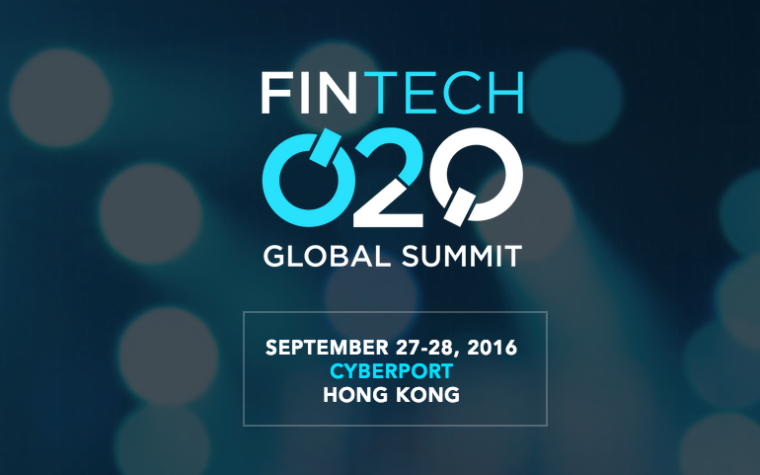 Upcoming Fintech O2O Event – Global Summit on 27-28 Sept 2016