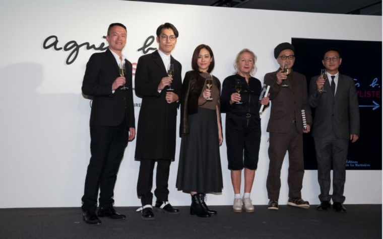 agnès b. Styliste Book Launch for the Brand's 40th Anniversary